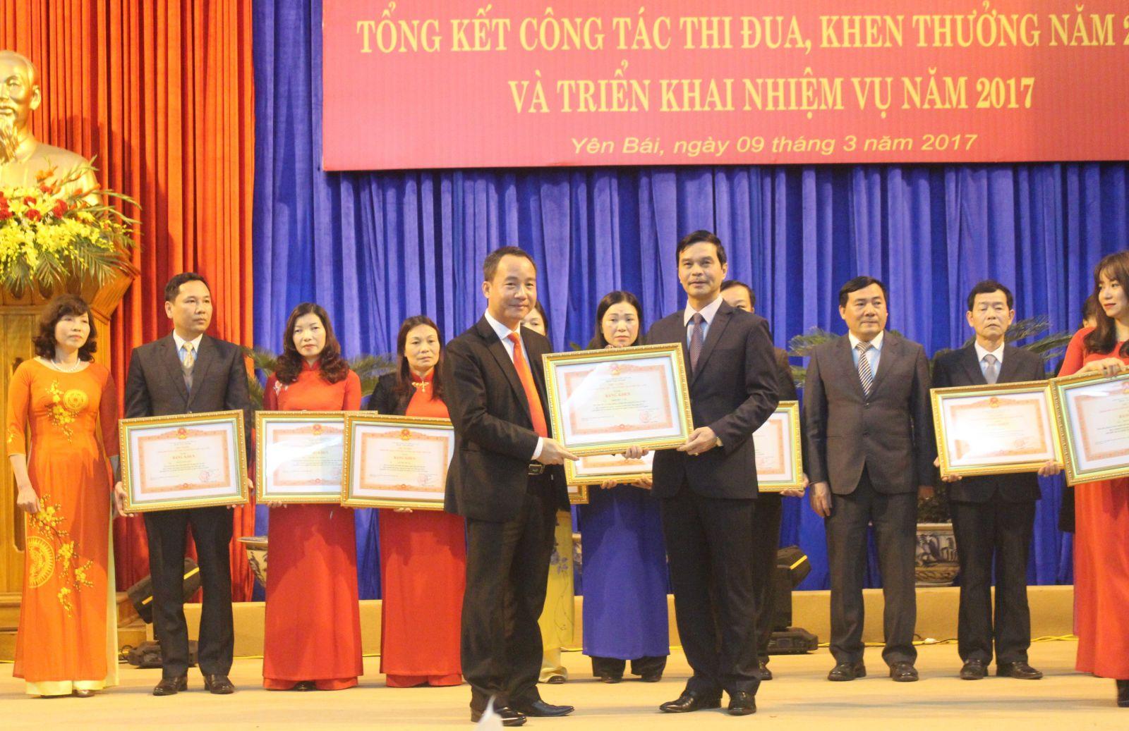 Lễ kỷ niệm 35 năm thành lập Công ty XSKT Yên Bái